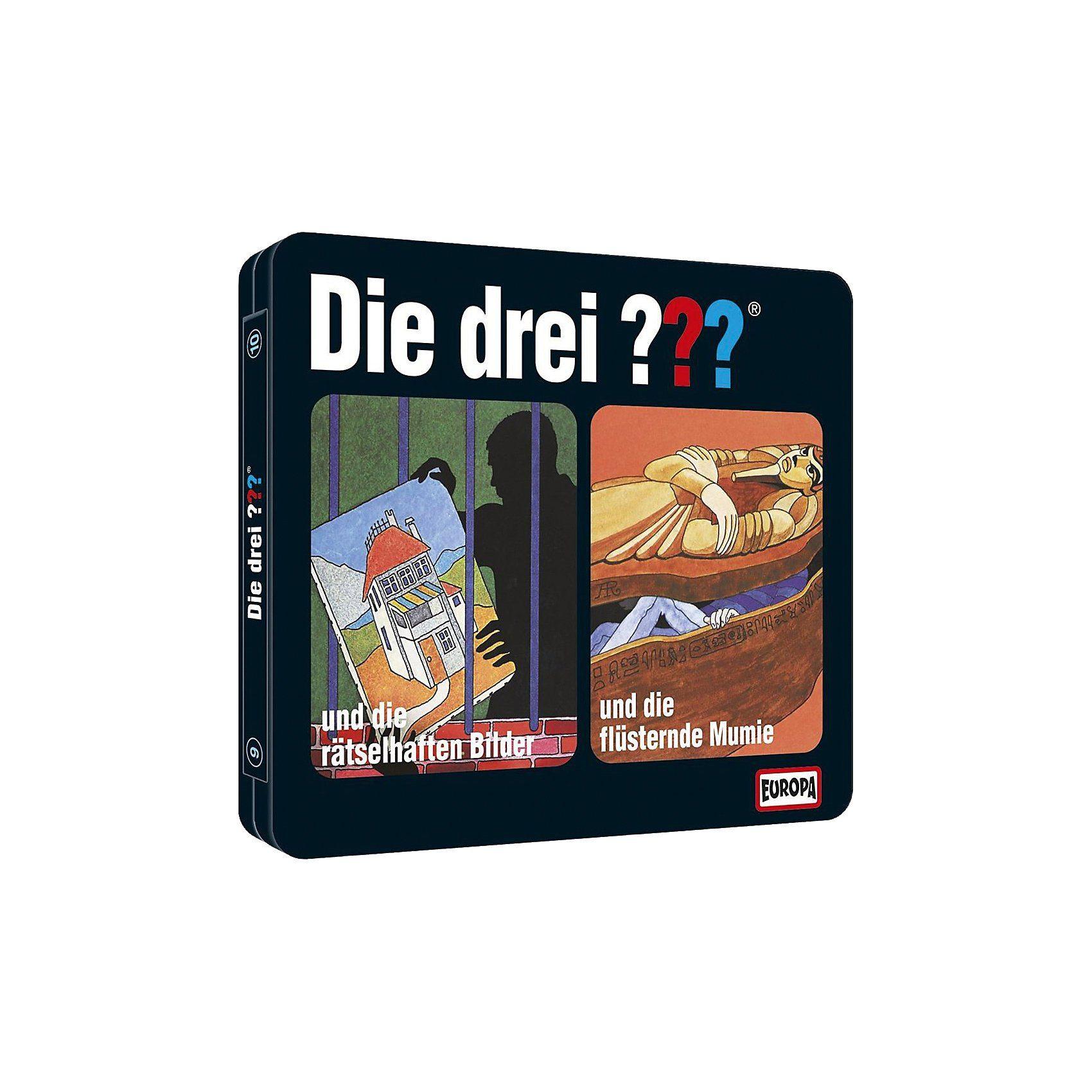 Sony CD Die Drei ??? - Folge 9+10 (Steelbook)