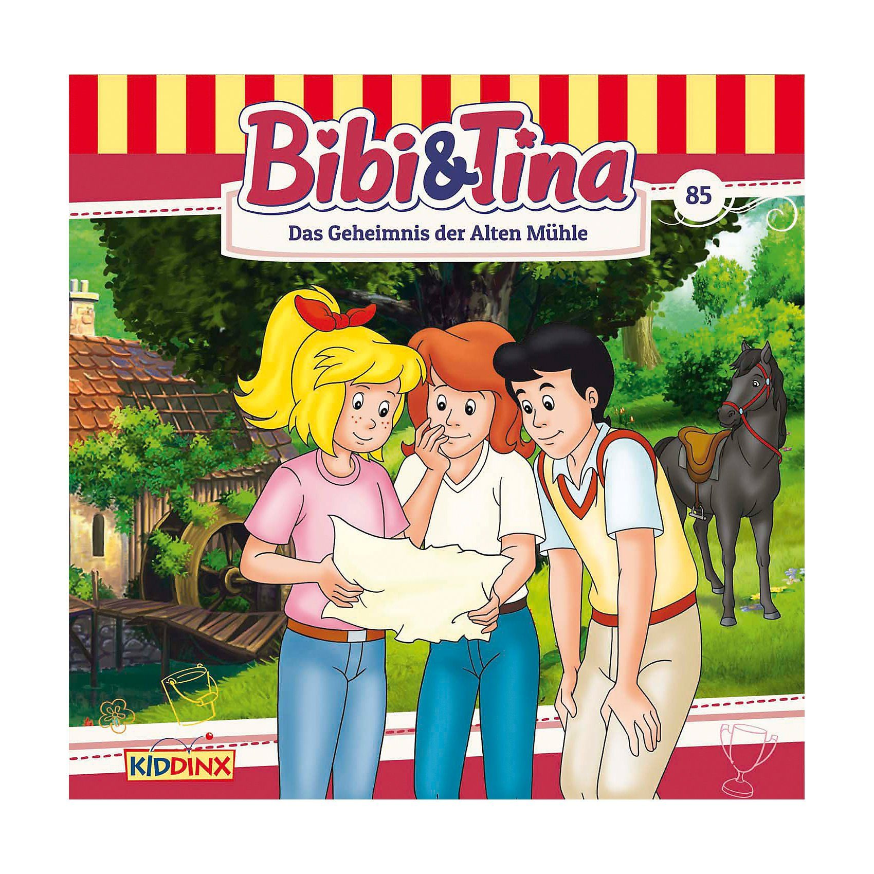 Kiddinx CD Bibi & Tina 85