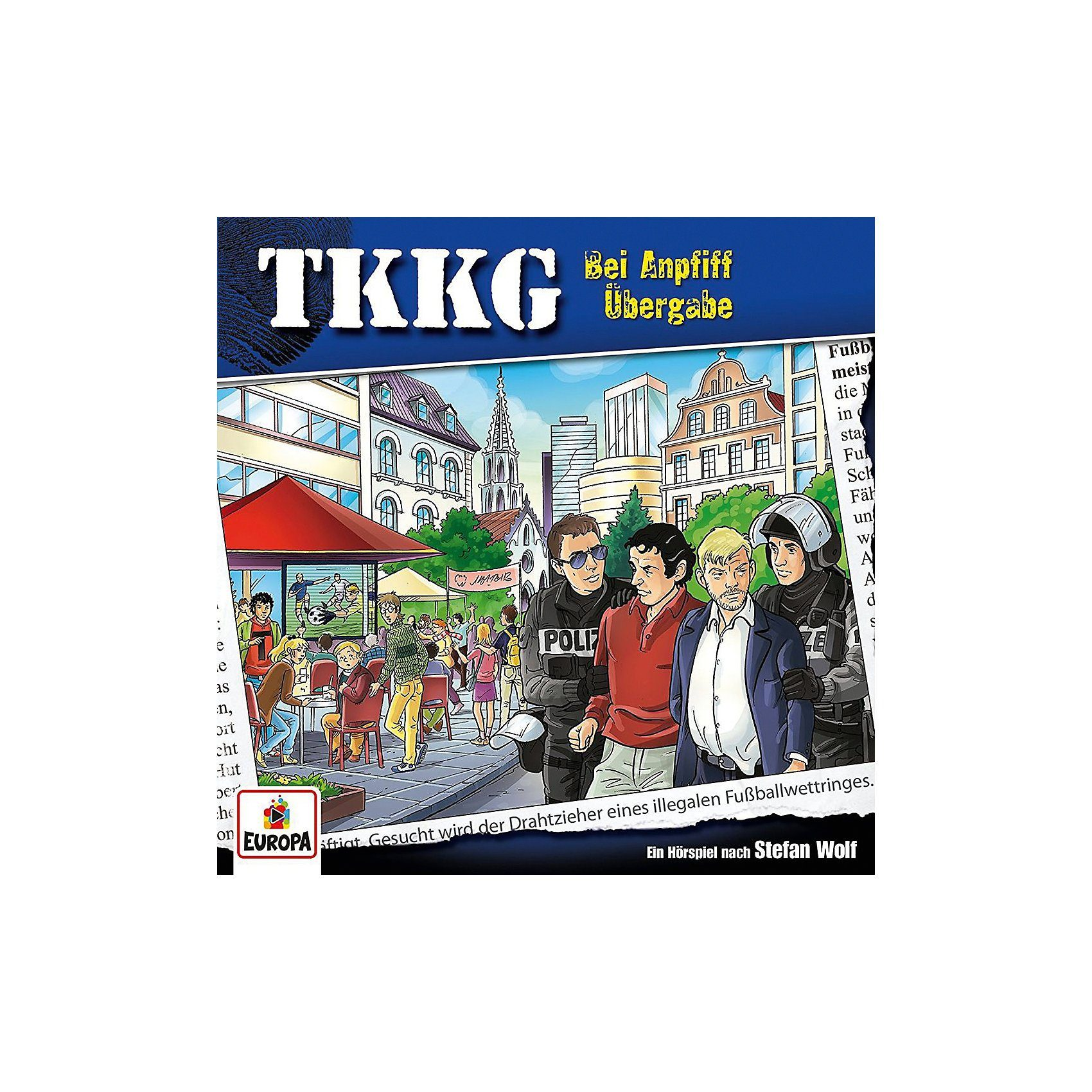 Sony CD Tkkg 197