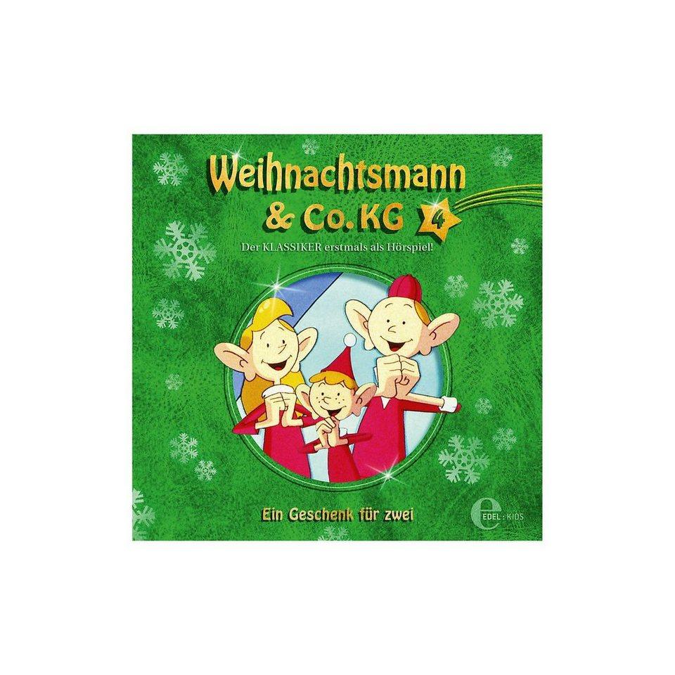 Edel CD Weihnachtsmann & Co.KG 4 - Ein Geschenk für Zwei online kaufen