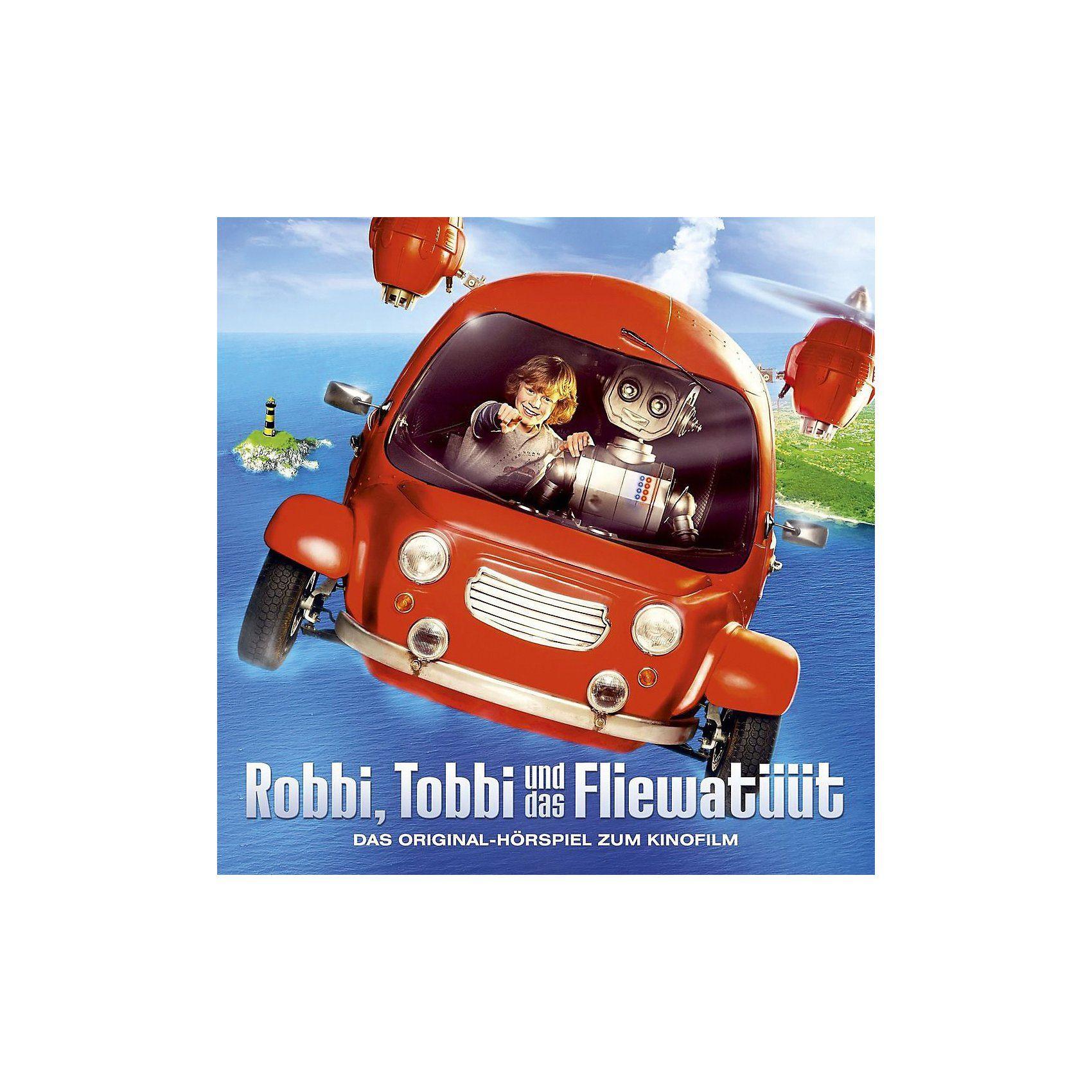 Universal CD Robbi,Tobbi und das Fliewatüüt (Hörspiel zum Kinofilm)