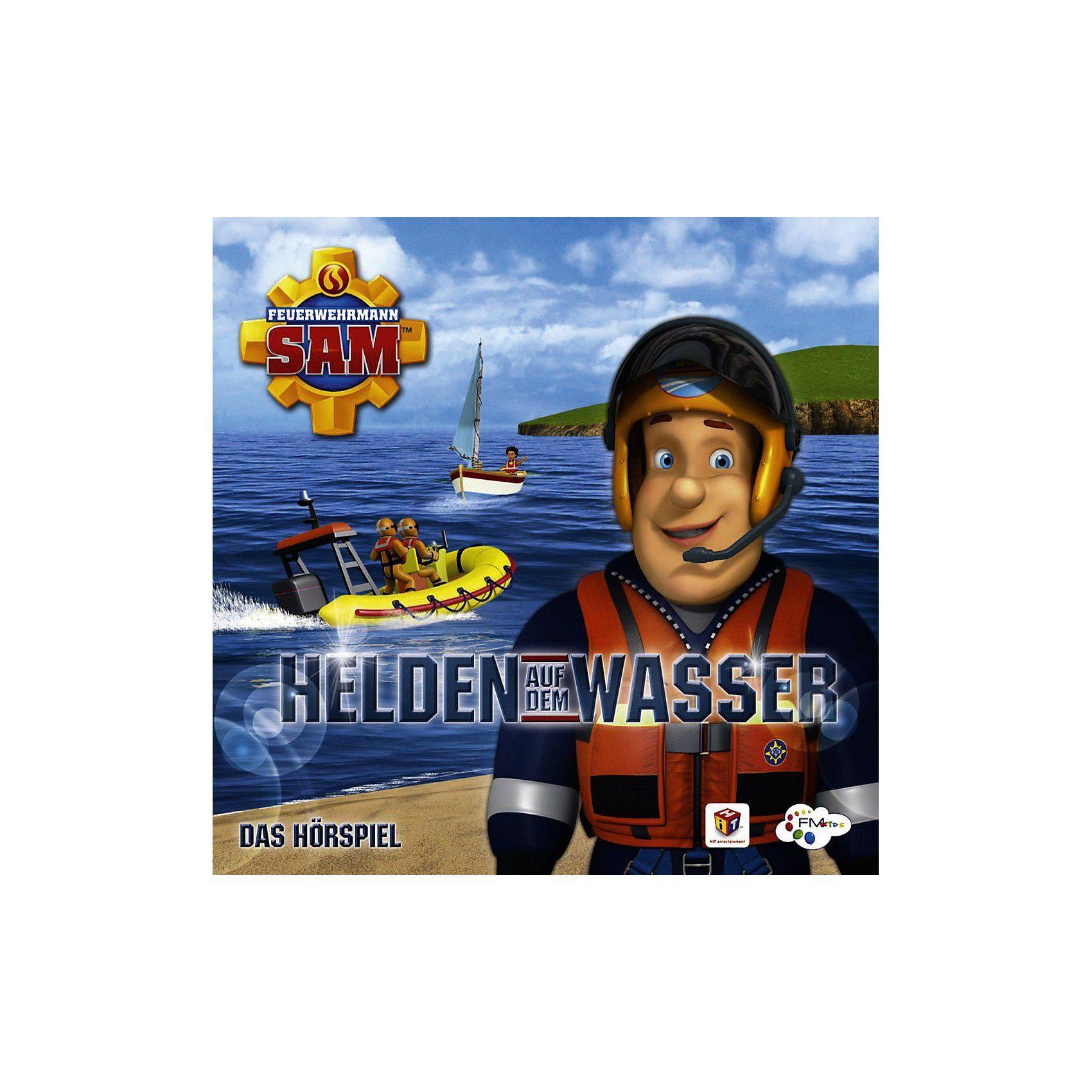 Just Bridge Entertainment CD Feuerwehrmann Sam 8/2