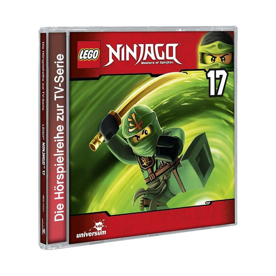 Lego® CD Ninjago - Masters of Spinjitzu 17 kaufen