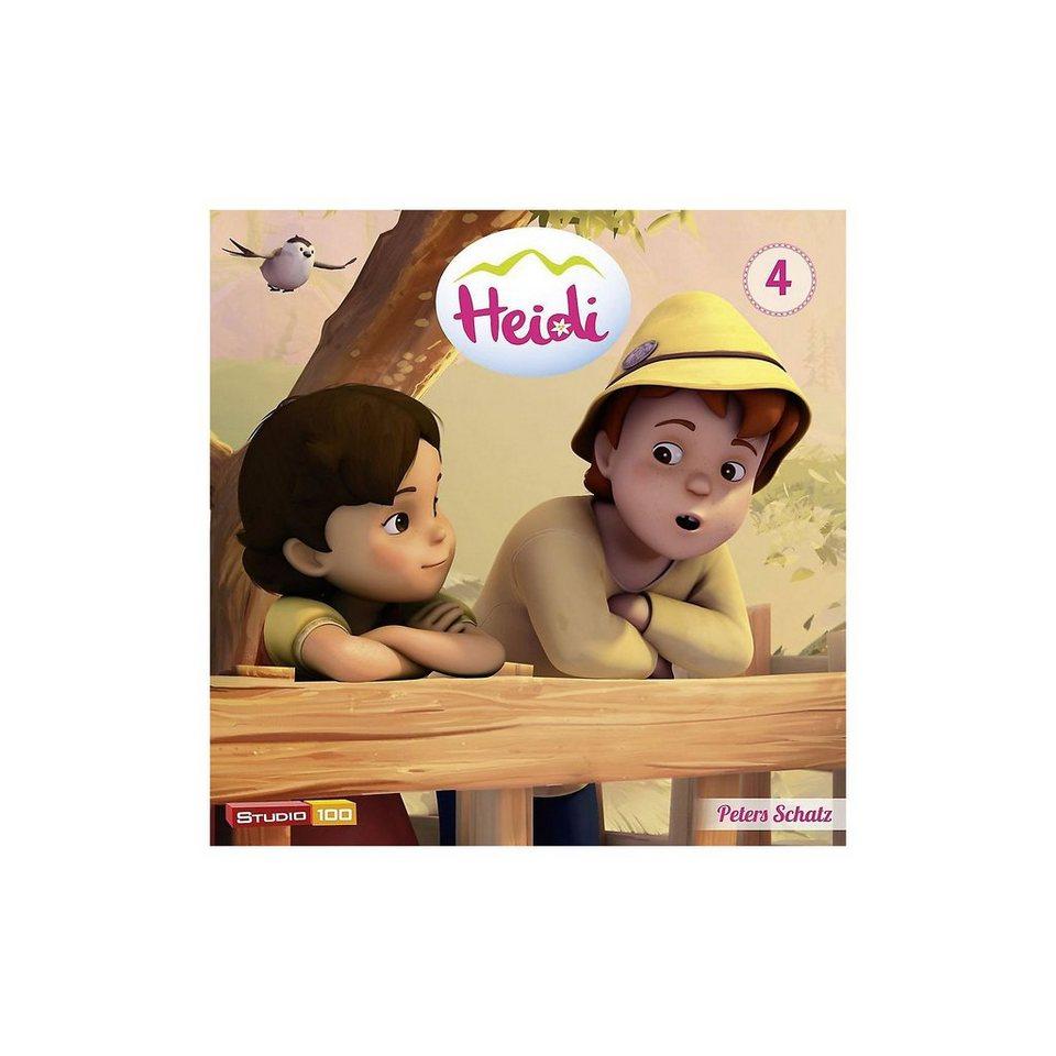 Universal CD Heidi 4 - Peters Schatz u.a. kaufen