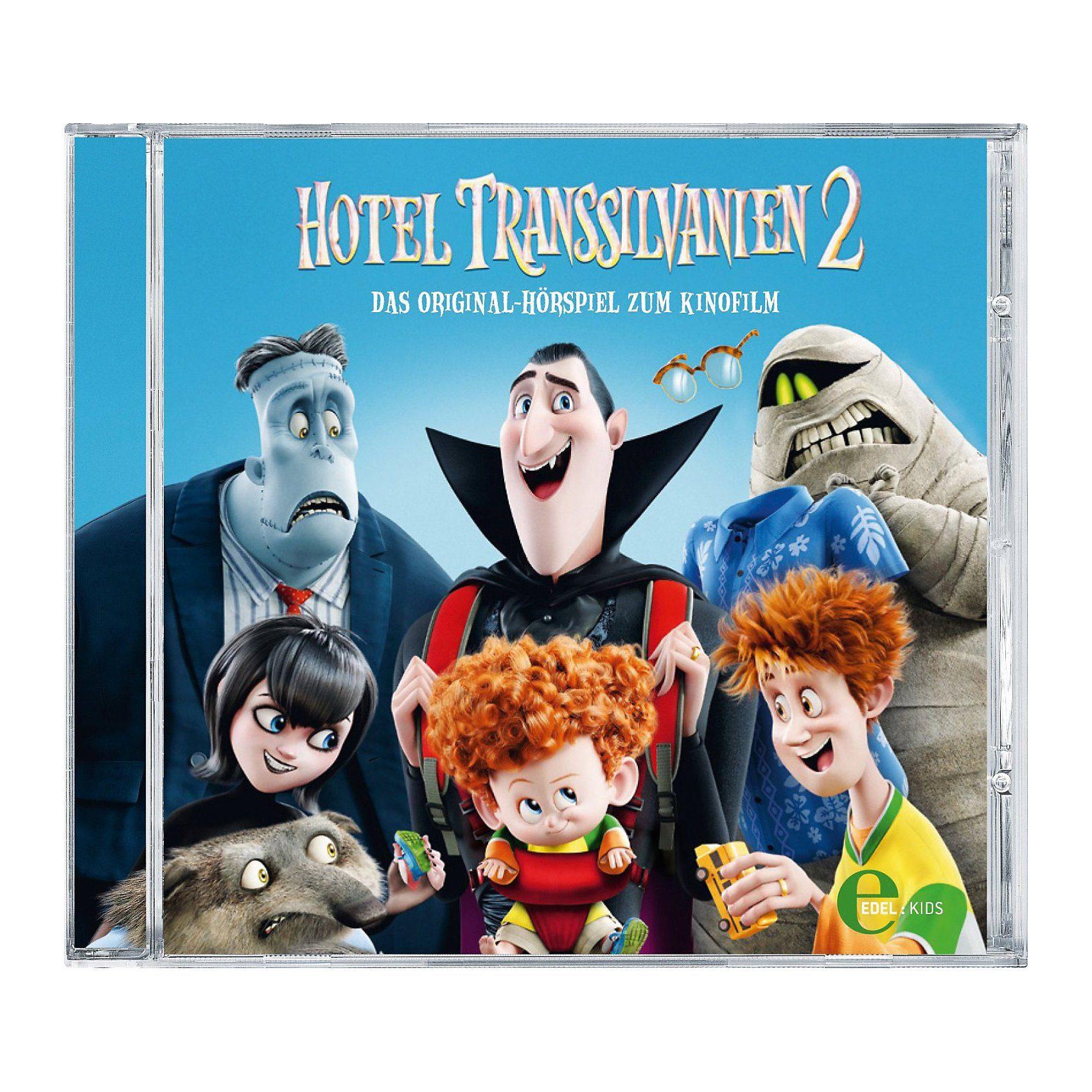 Edel CD Hotel Transsilvanien 2 (Hörspiel zum Film)