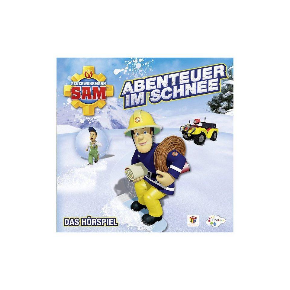Just Bridge Entertainment CD Feuerwehrmann Sam - Abenteuer im Schnee online kaufen