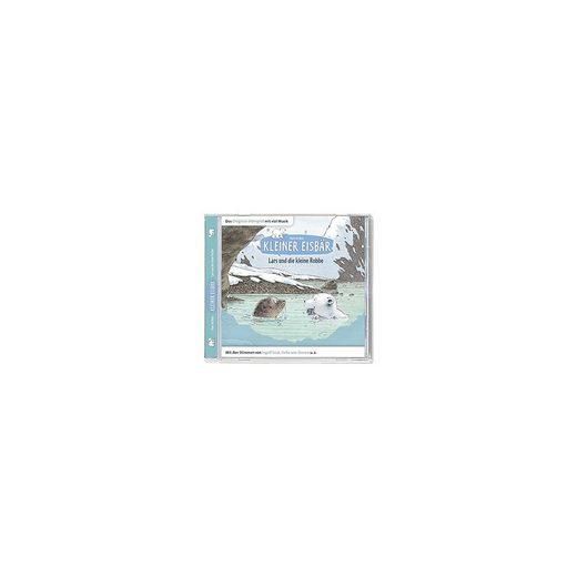 Kiddinx CD Kleiner Eisbär - Lars und die kleine Robbe