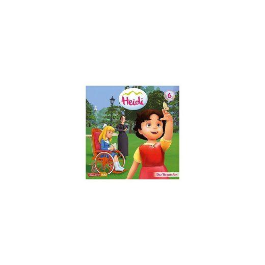 Universal CD Heidi 6 - Das Versprechen u.a.
