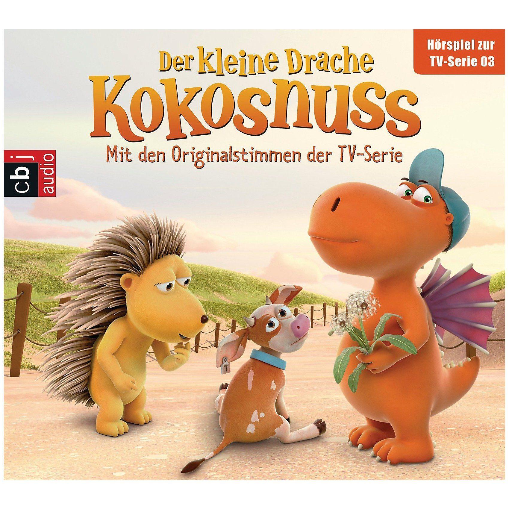 Edel CD Der kleine Drache Kokosnuss 03