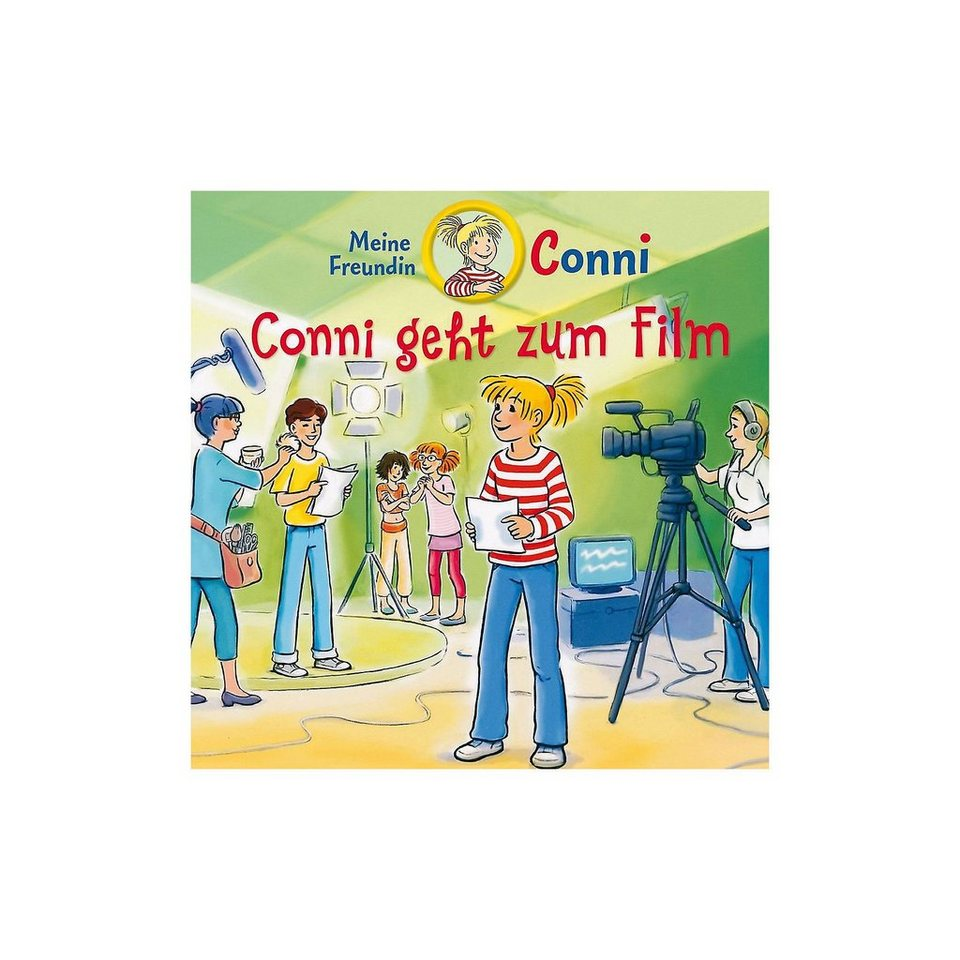 Universal CD Conni 46-Conni geht zum Film kaufen