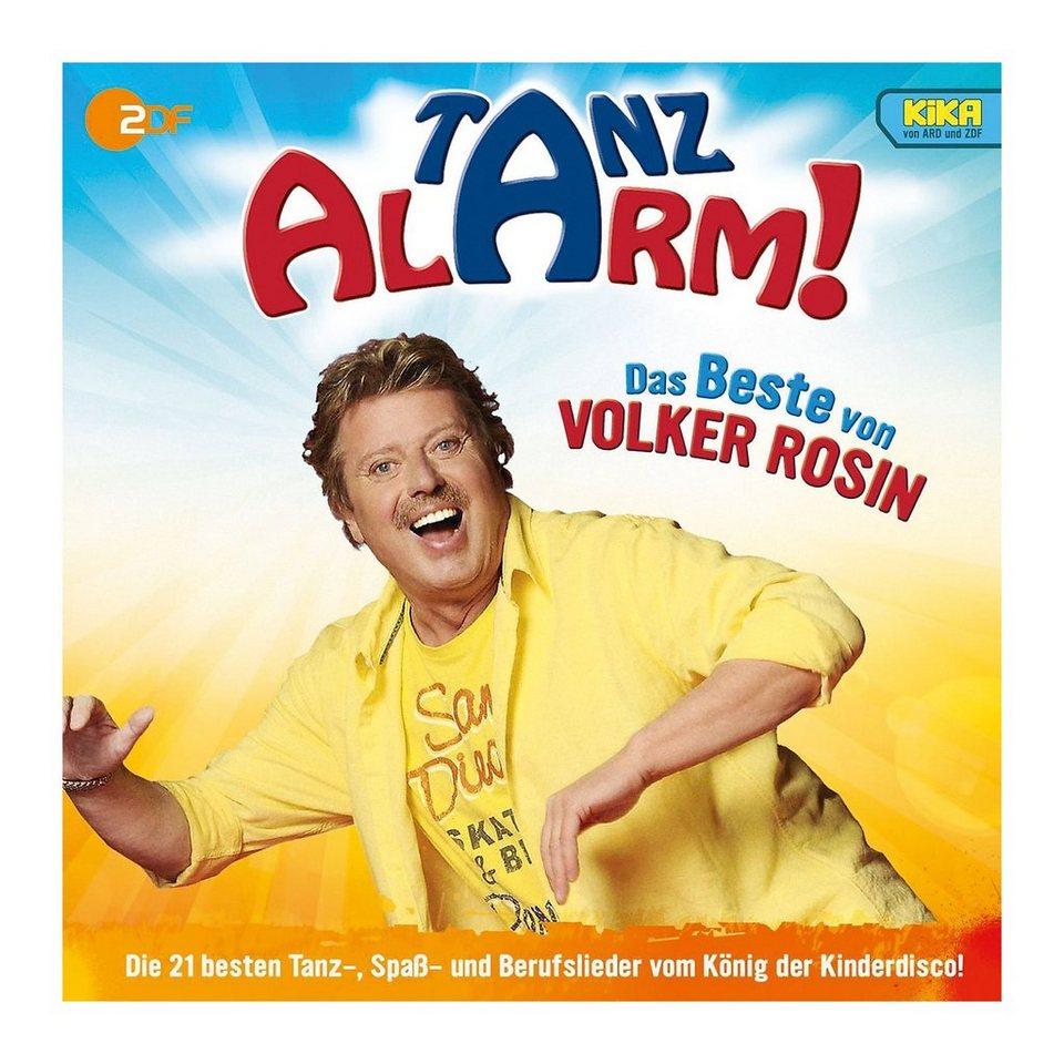 Universal CD Kika Tanzalarm - Das Beste von Volker Rosin online kaufen