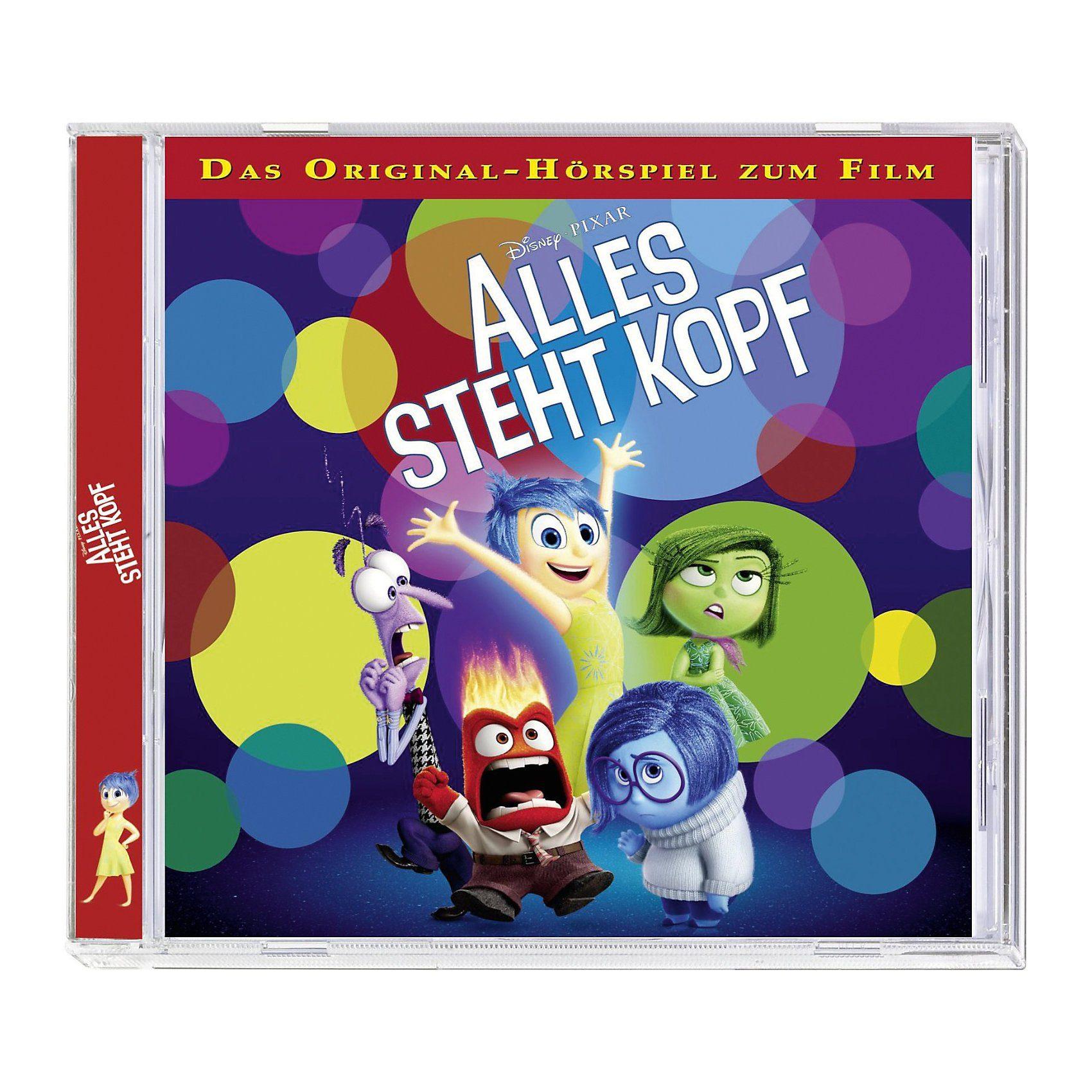 Kiddinx CD Disney Alles steht Kopf (Hörspiel zum Film)