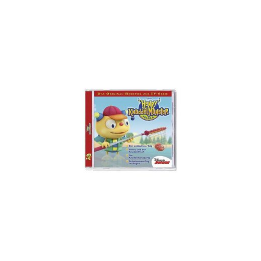 Kiddinx CD Disney Henry Knuddelmonster 06