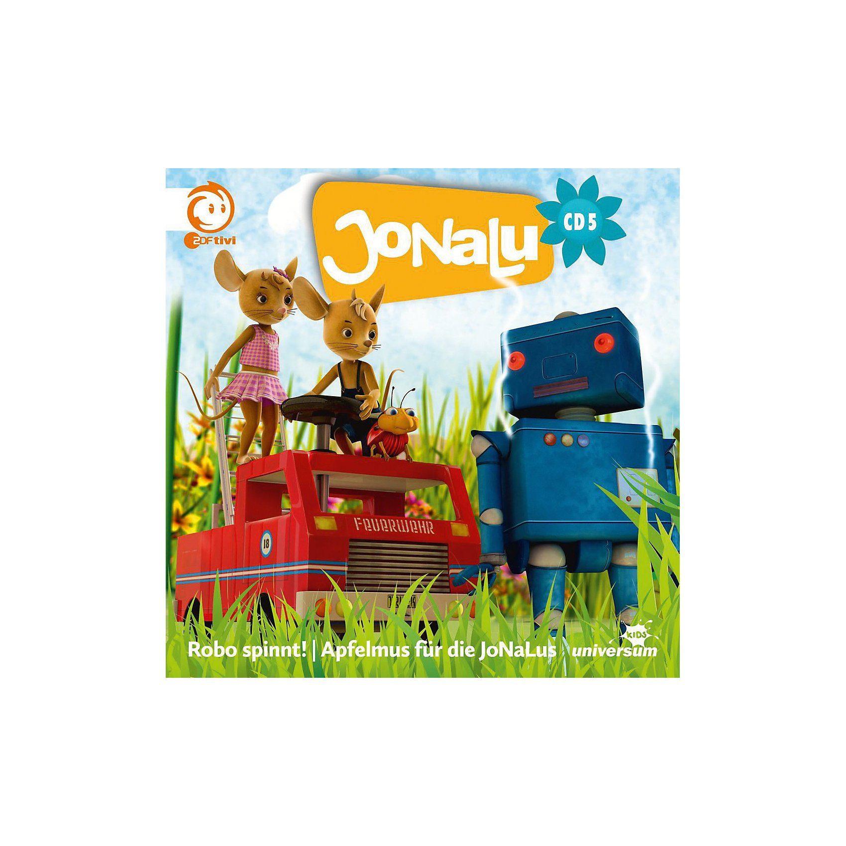 Universum CD JoNaLu - CD 5