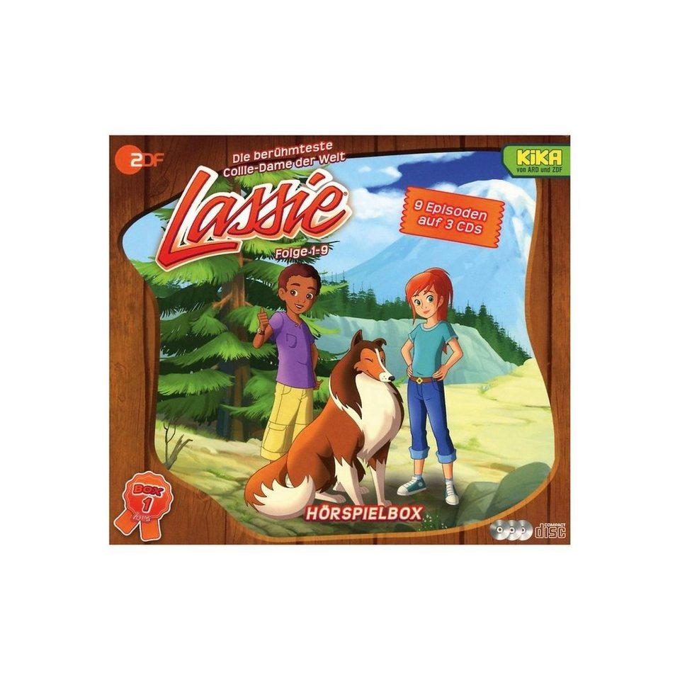 CD Lassie - Hörspiel Box 1 (3 CDs) online kaufen