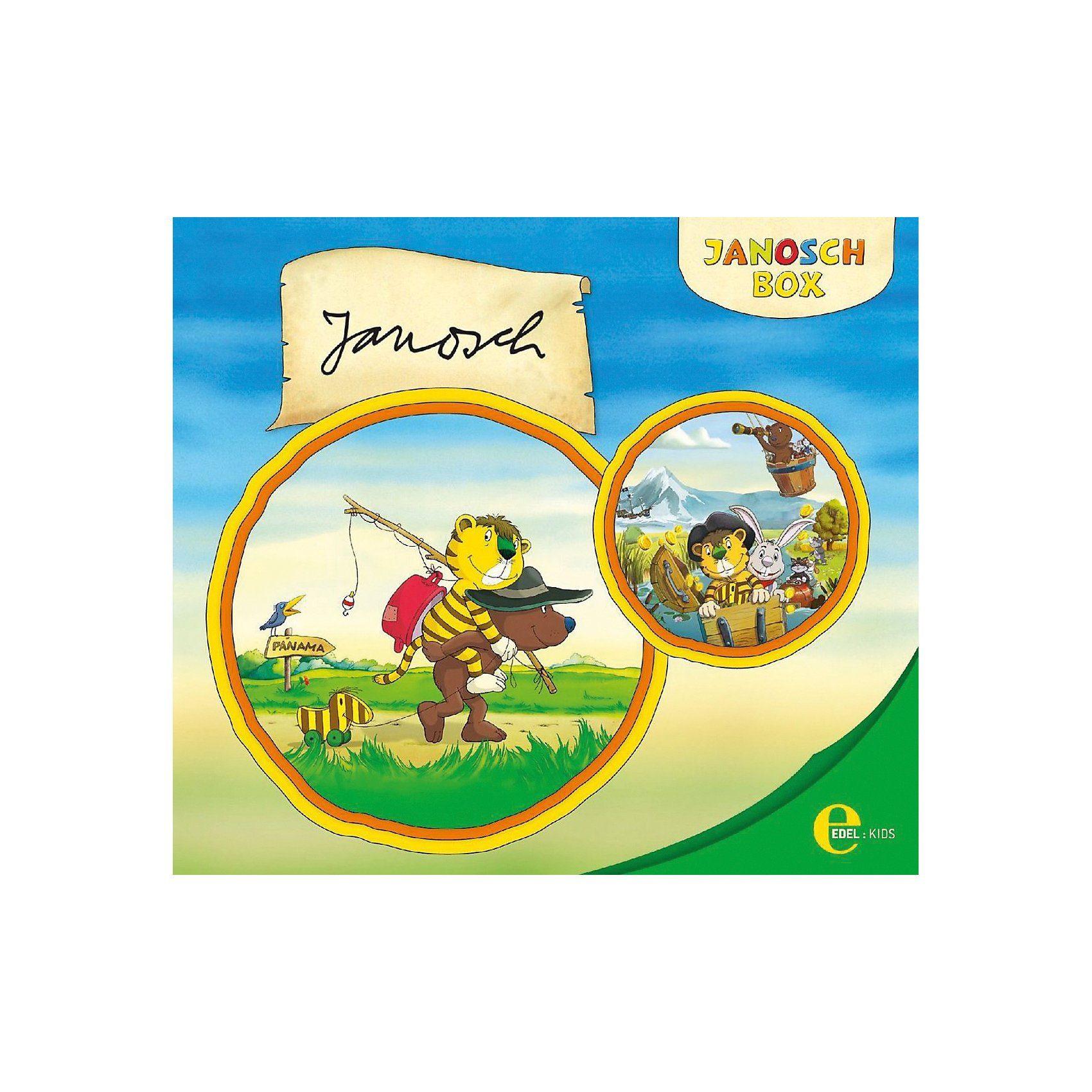 Edel CD Janosch - Janosch-Box