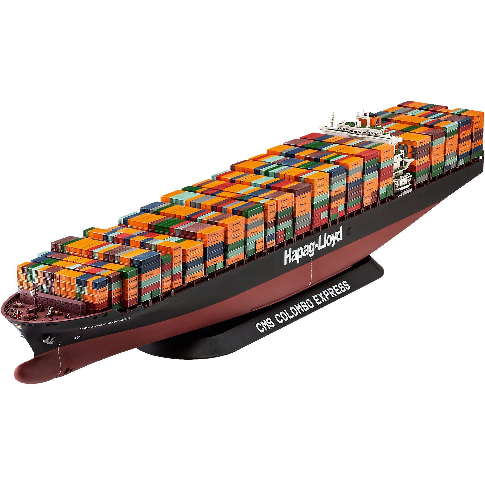 Revell Modellbausatz - Container Ship COLOMBO EXPRESS