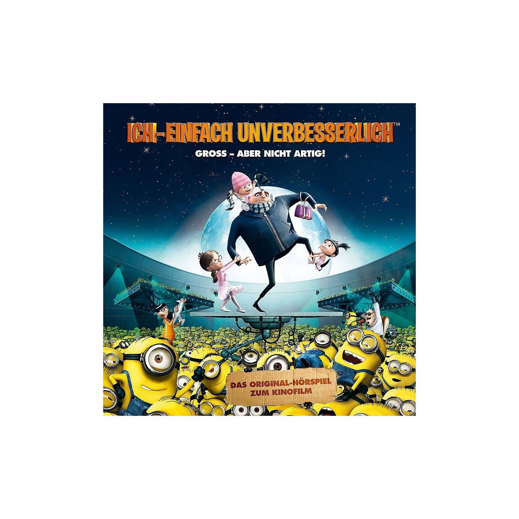 Universal CD Ich - Einfach Unverbesserlich 1 (Filmhörspiel)