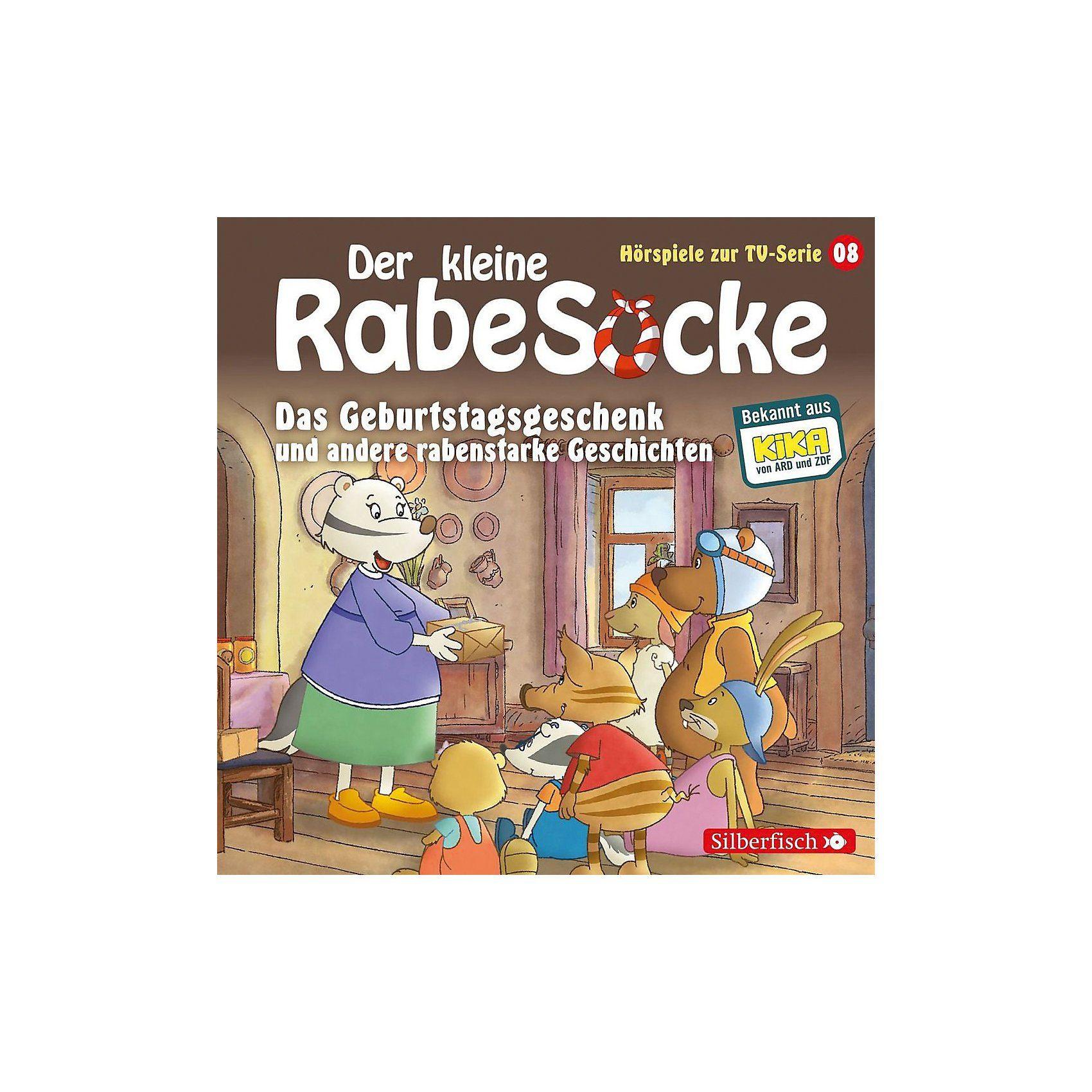 Universal CD Der Kleine Rabe Socke 08: Geburtstagsgeschenk