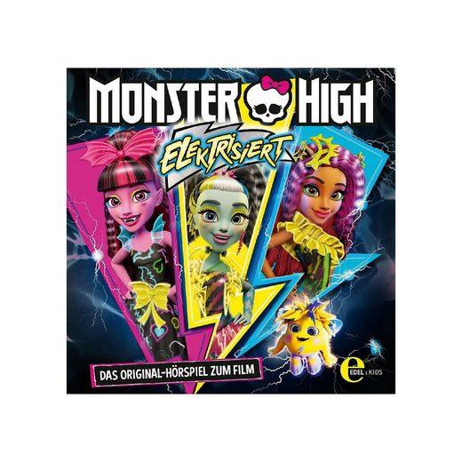 CD Monster High - Elektrisiert