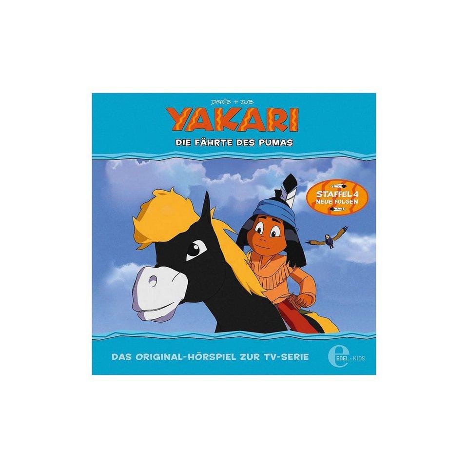 Edel CD Yakari 30 - Die Fährte des Pumas kaufen