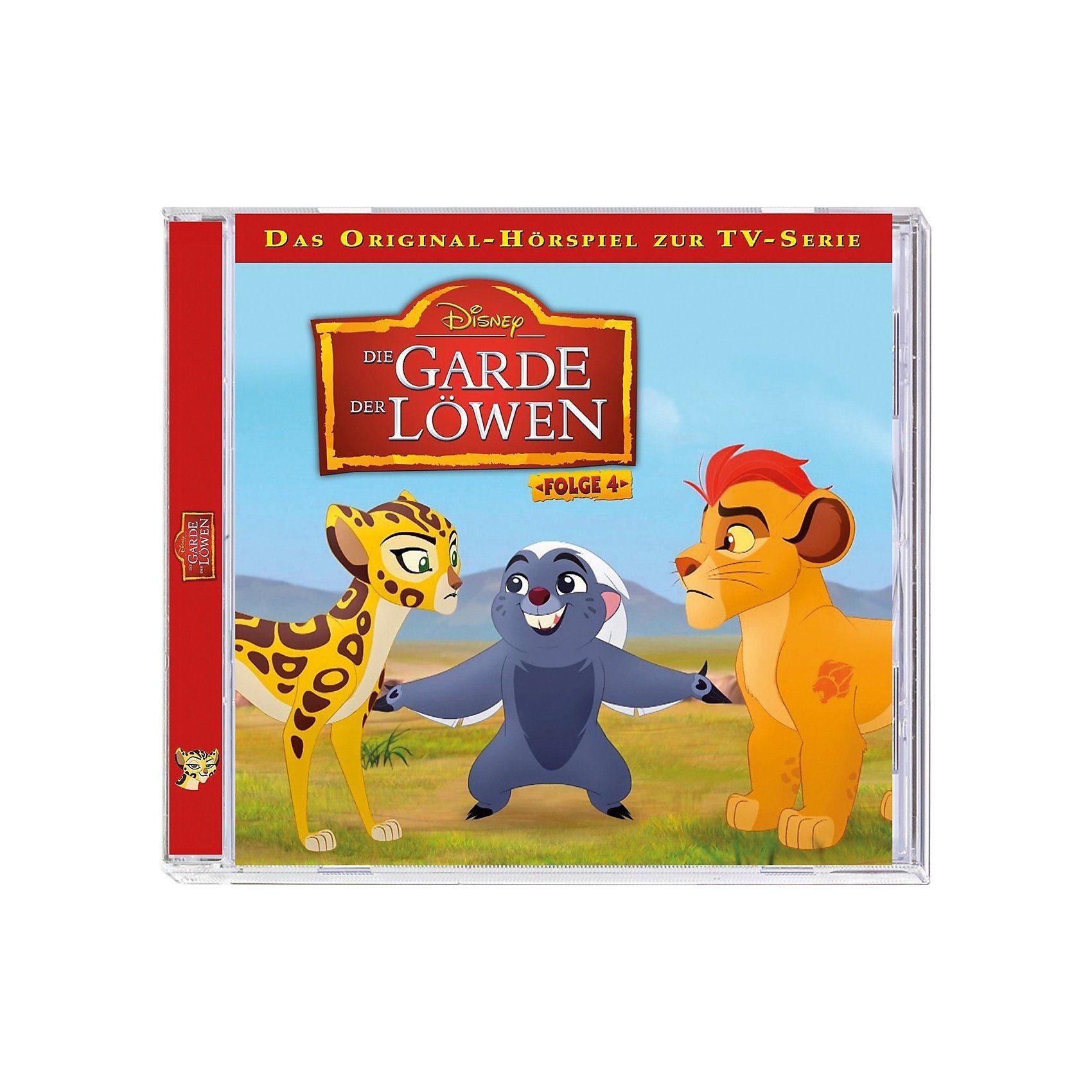 Kiddinx CD Die Garde der Löwen - Fulis neue Familie / Gemeinsam sind