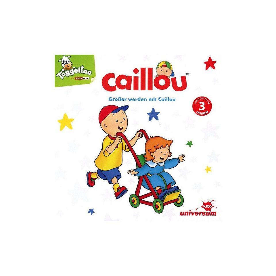 Universum CD Caillou Grösser werden mit Caillou CD kaufen 39894c