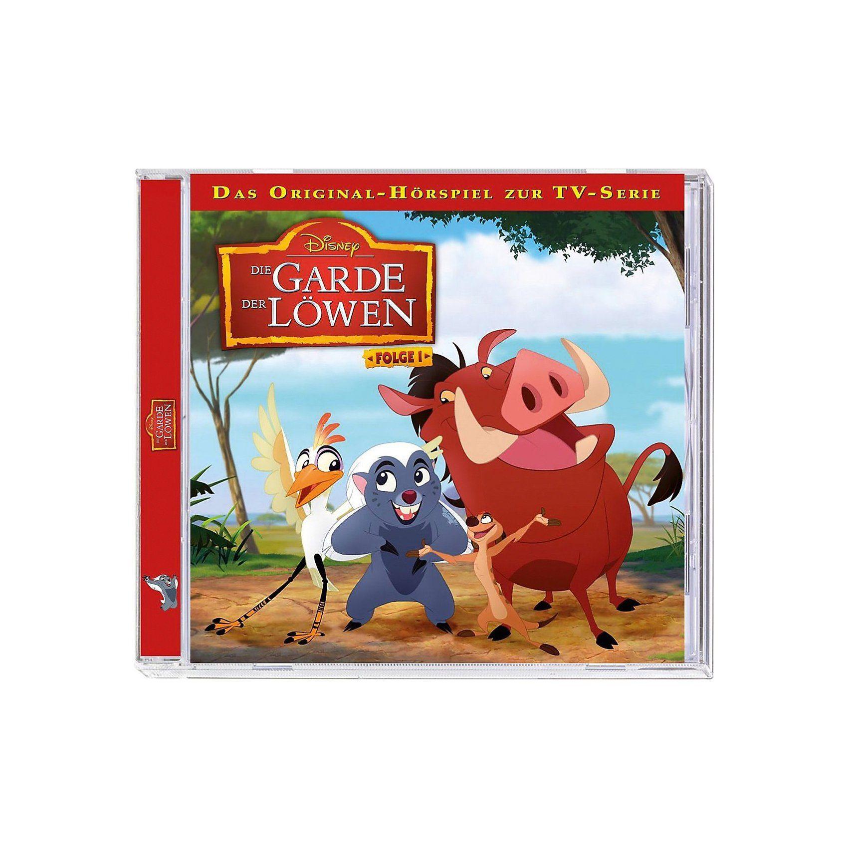 Kiddinx CD Disney Die Garde der Löwen - Folge 1