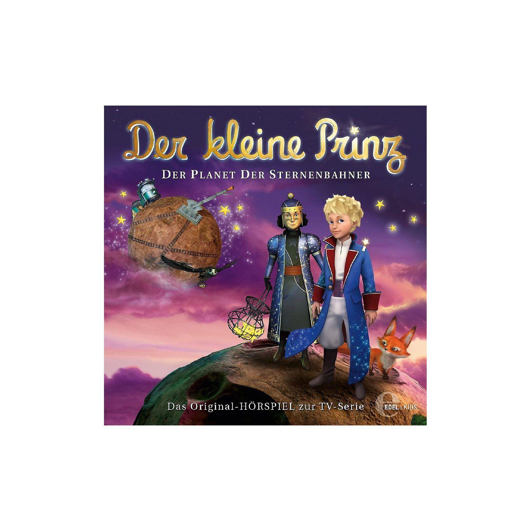 Edel CD Der kleine Prinz 29 - Der Planet der Sternenbahner