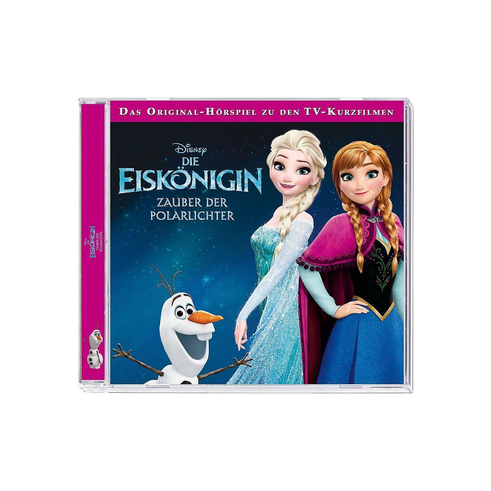 Kiddinx CD Disney Die Eiskönigin - Zauber der Polarlichter