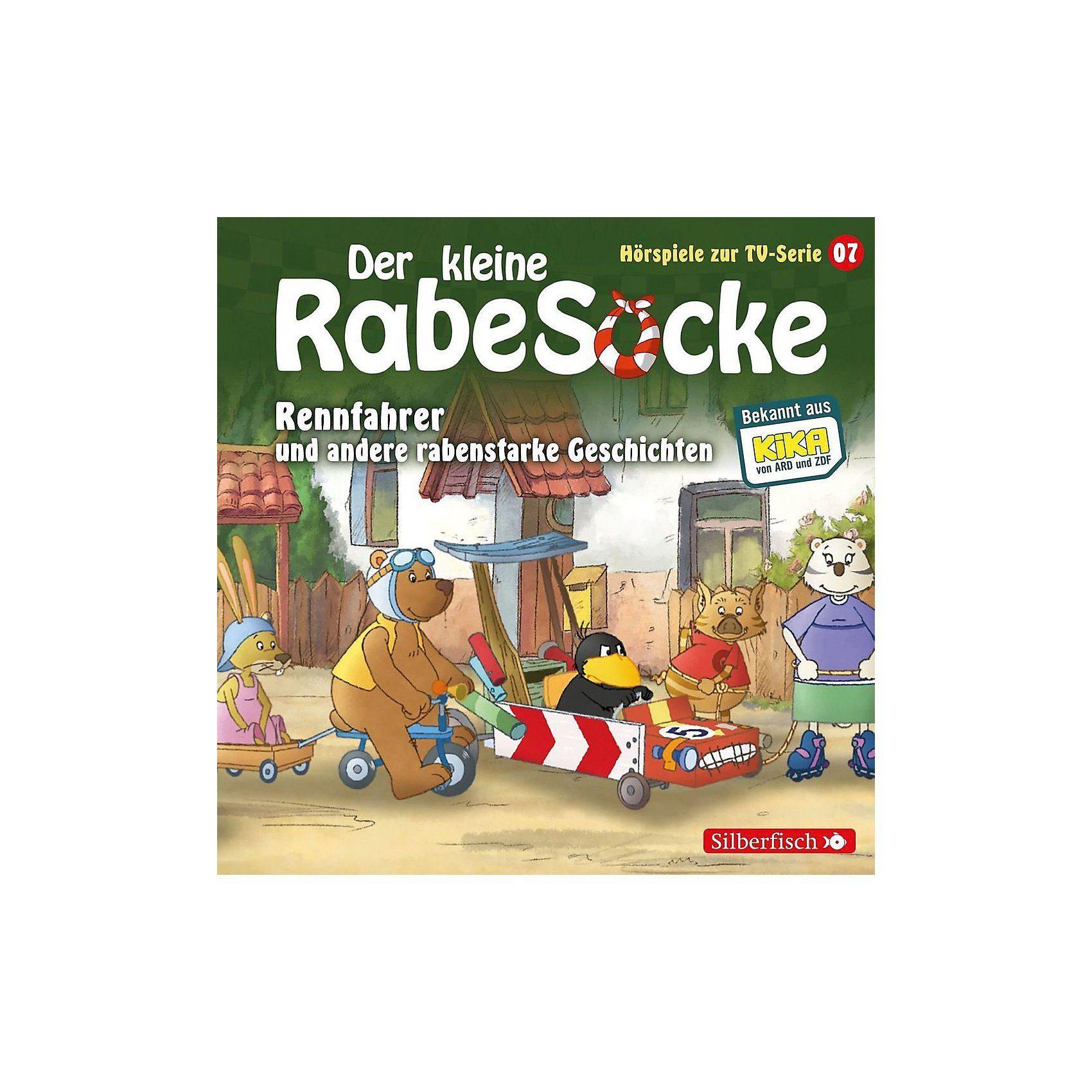 Universal CD Der Kleine Rabe Socke 07: Rennfahrer