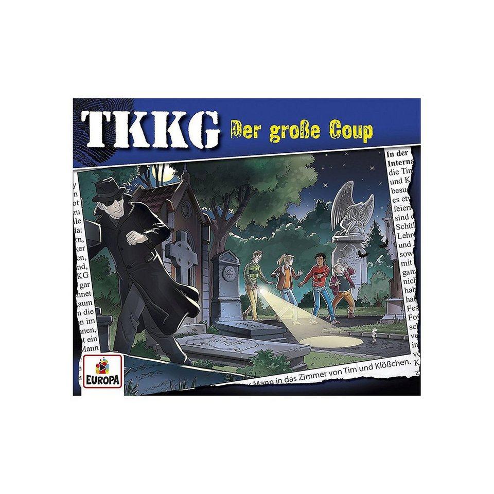 Sony CD TKKG 200 - Der große Coup online kaufen