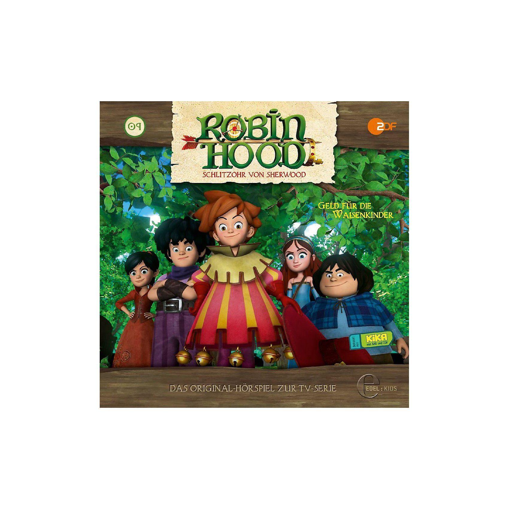 Edel CD Robin Hood - Schlitzohr von Sherwood 9