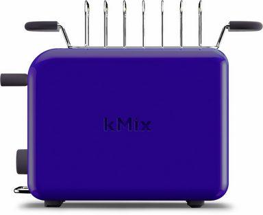 KENWOOD Toaster kMix TTM020BL, für 2 Scheiben, 900 W