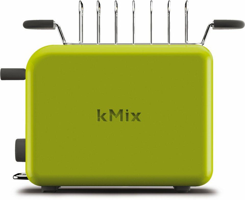 kenwood toaster kmix ttm020gr f r 2 scheiben grasgr n online kaufen otto. Black Bedroom Furniture Sets. Home Design Ideas