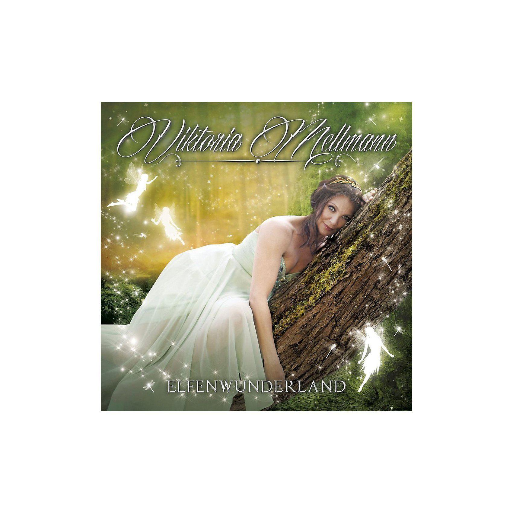 Universal CD Elfenwunderland -Viktoria Mellmann