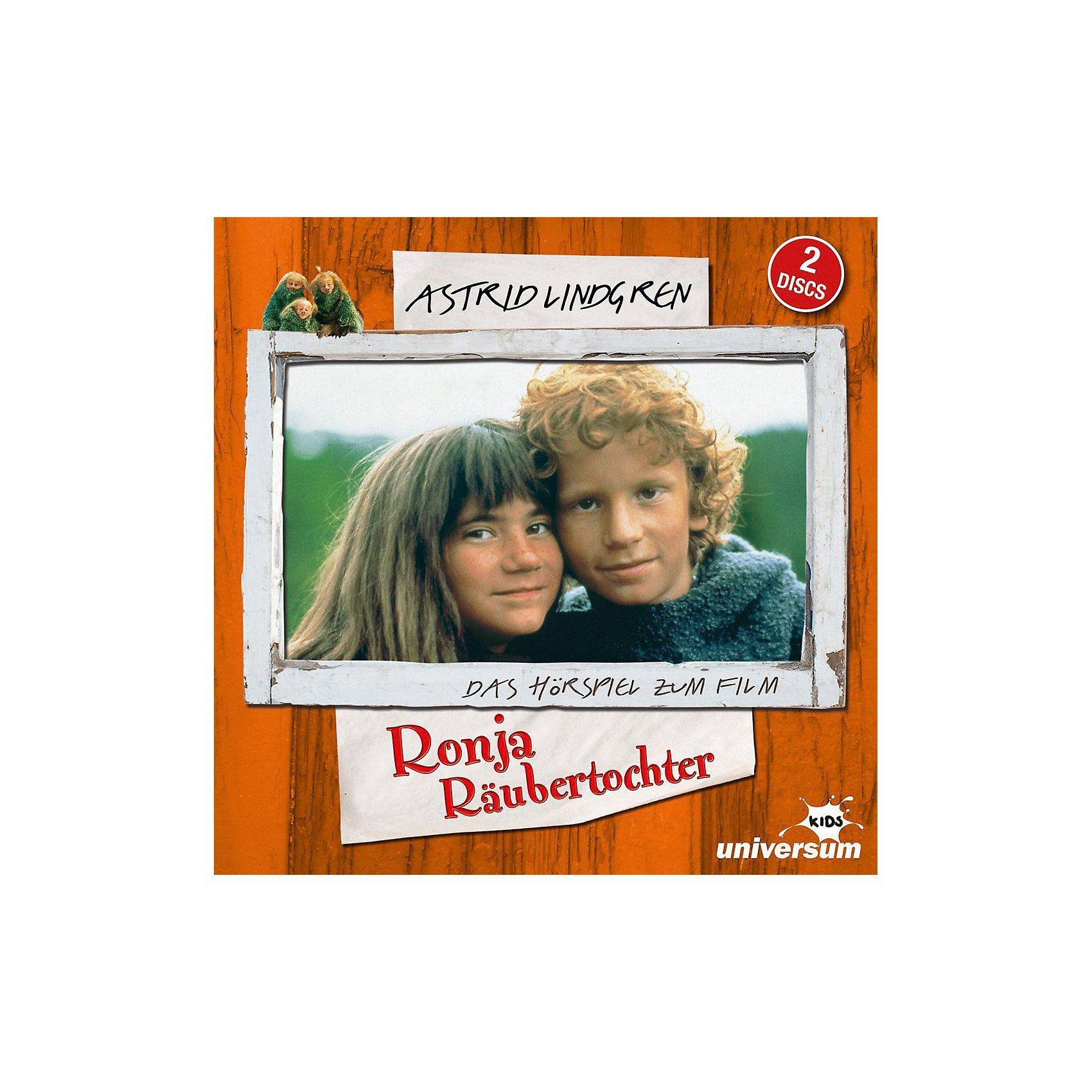 Universum CD Astrid Lindgren - Ronja Räubertochter (Hörspiel zum Film)