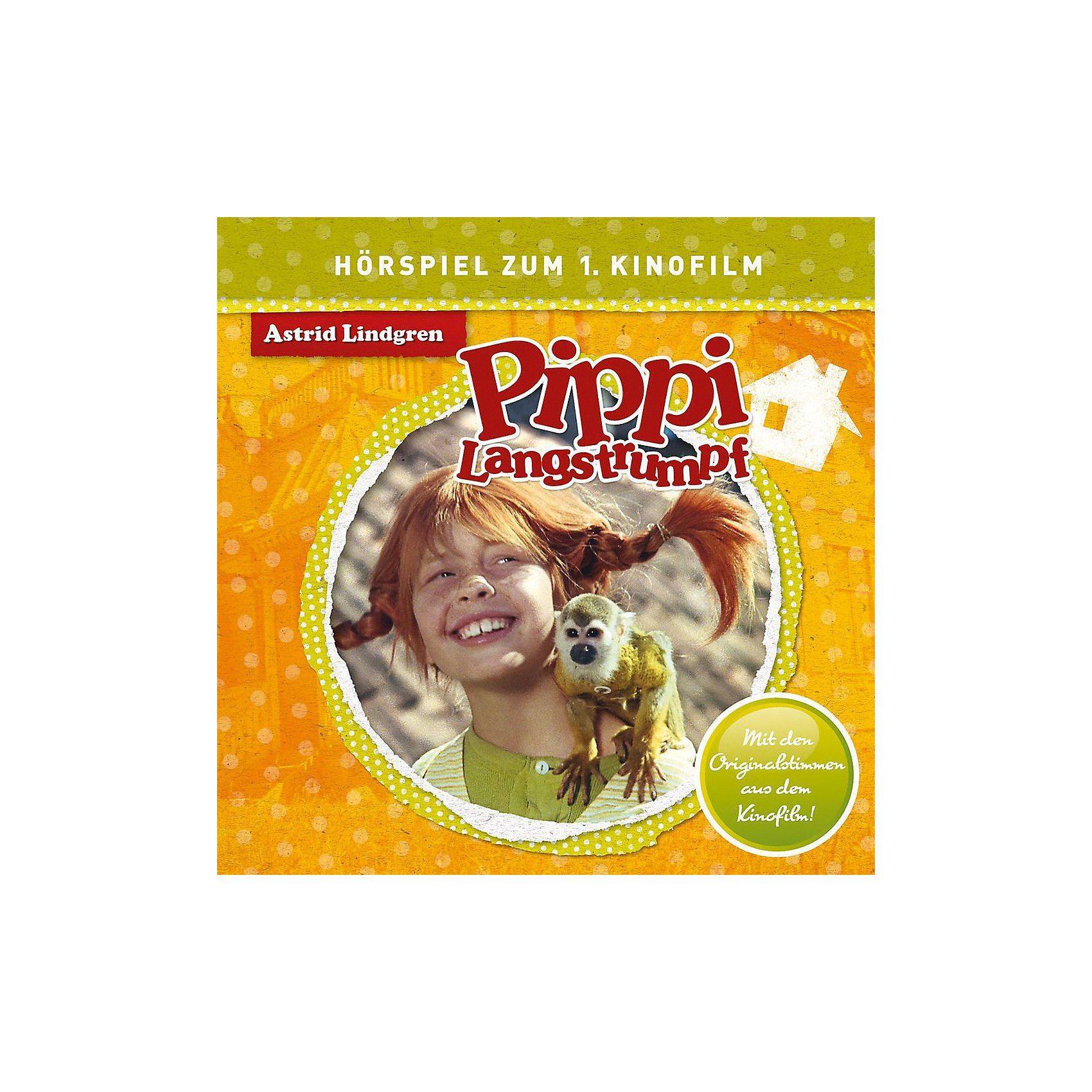 Universal CD Pippi Langstrumpf - Pippi Langstrumpf (Hörspiel zum Film)