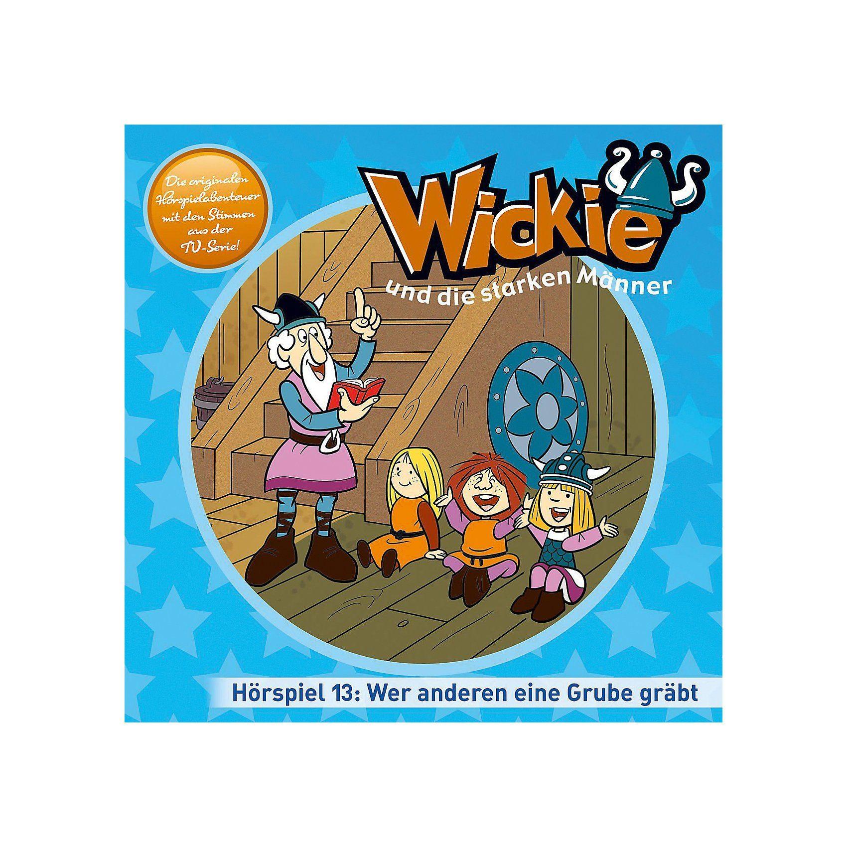 Universal CD Wickie 13 - Wer anderen eine Grube gräbt