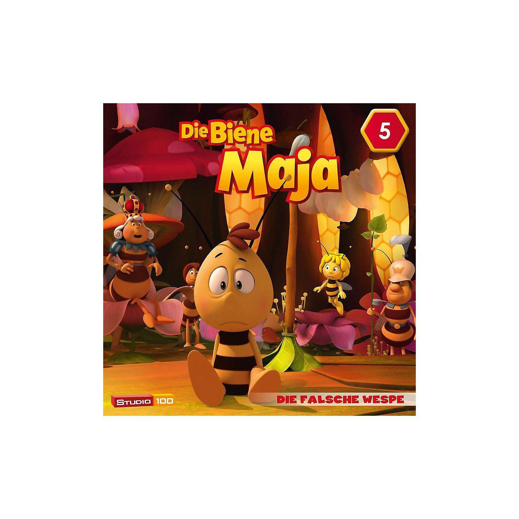 Universal CD Die Biene Maja 05 - Die falsche Wespe