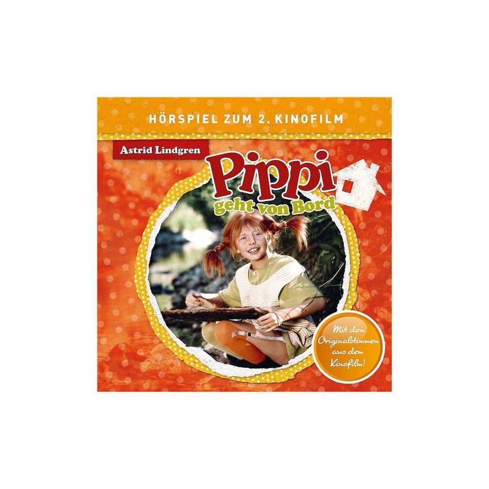 Universal CD Pippi Langstrumpf - Pippi Geht Von Bord (Hörspiel zum Kin online kaufen