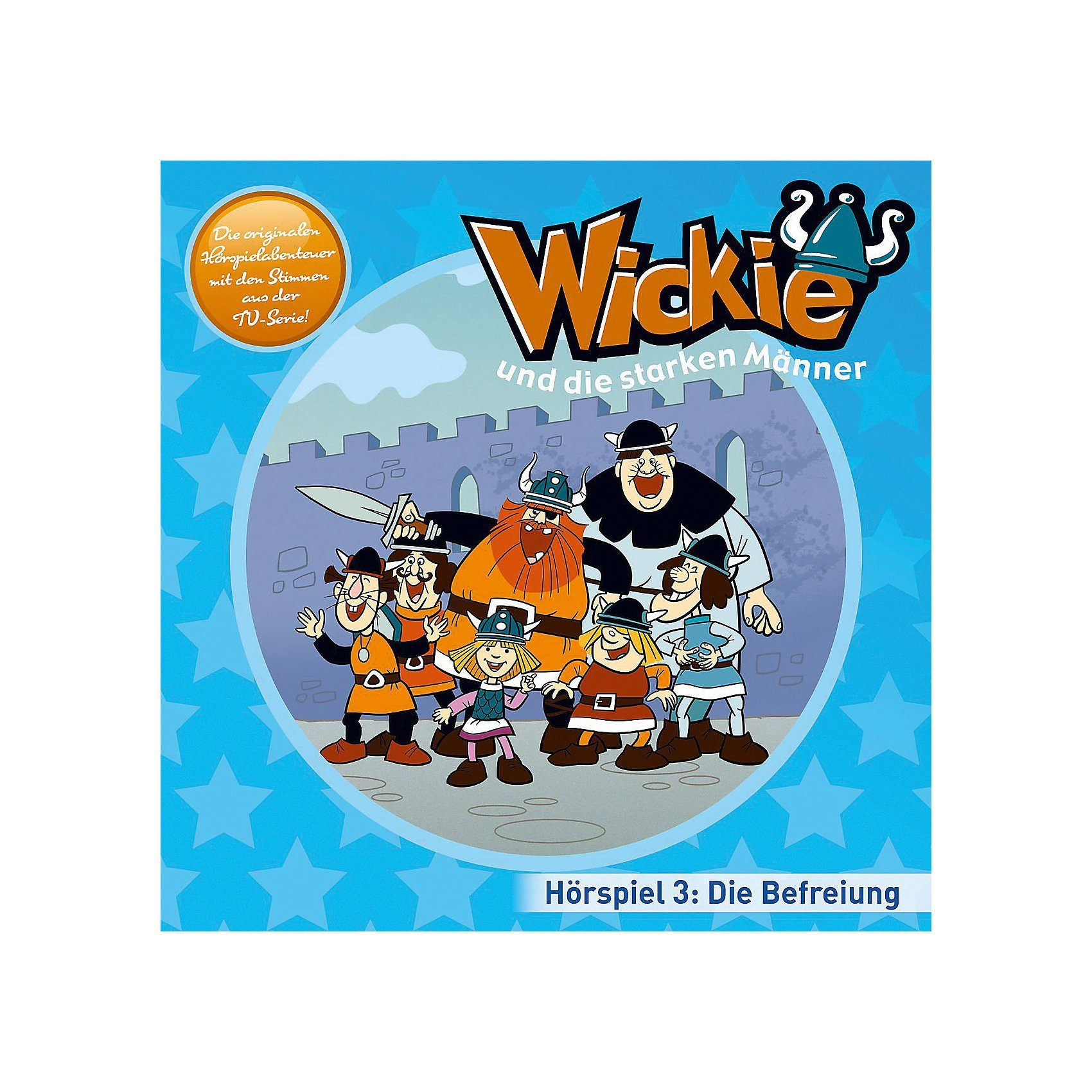 Universal CD Wickie 03 - Die Befreiung