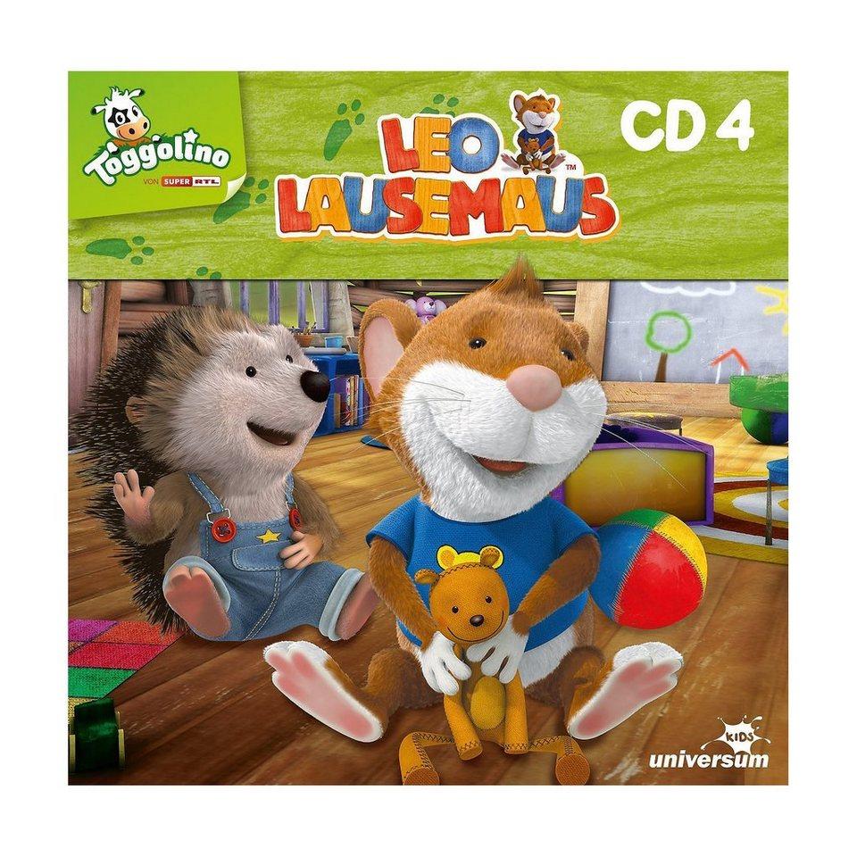 Universum CD Leo Lausemaus - CD 4 online kaufen