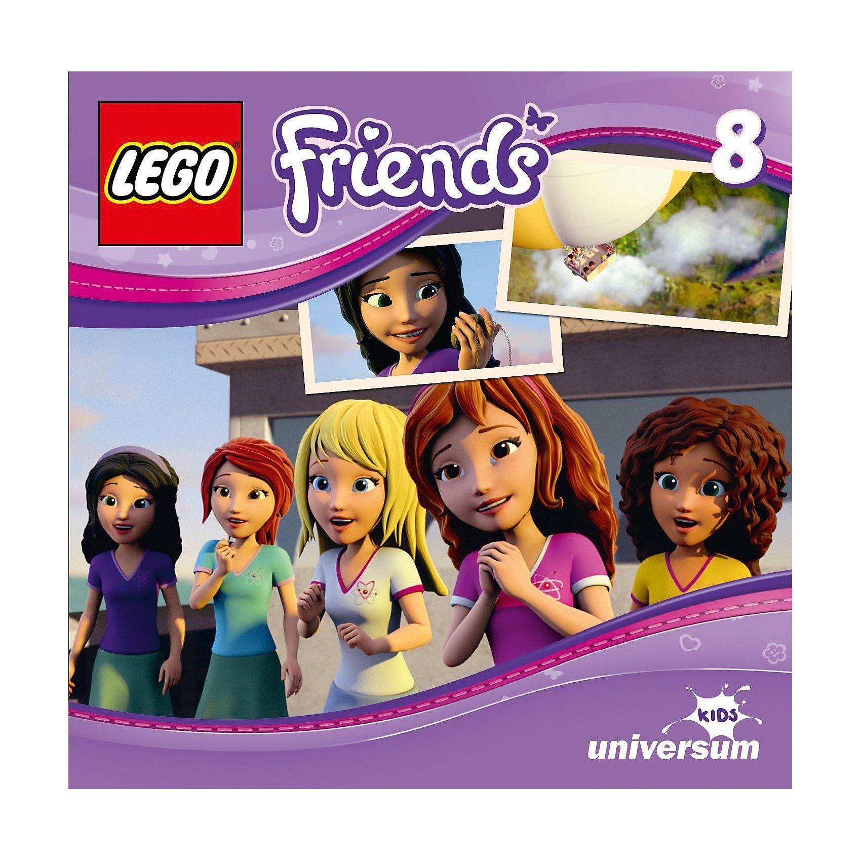 LEGO CD Friends CD 8