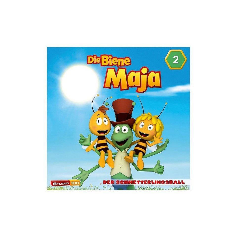 Universal CD Die Biene Maja 02 - Der Schmetterlingsball online kaufen