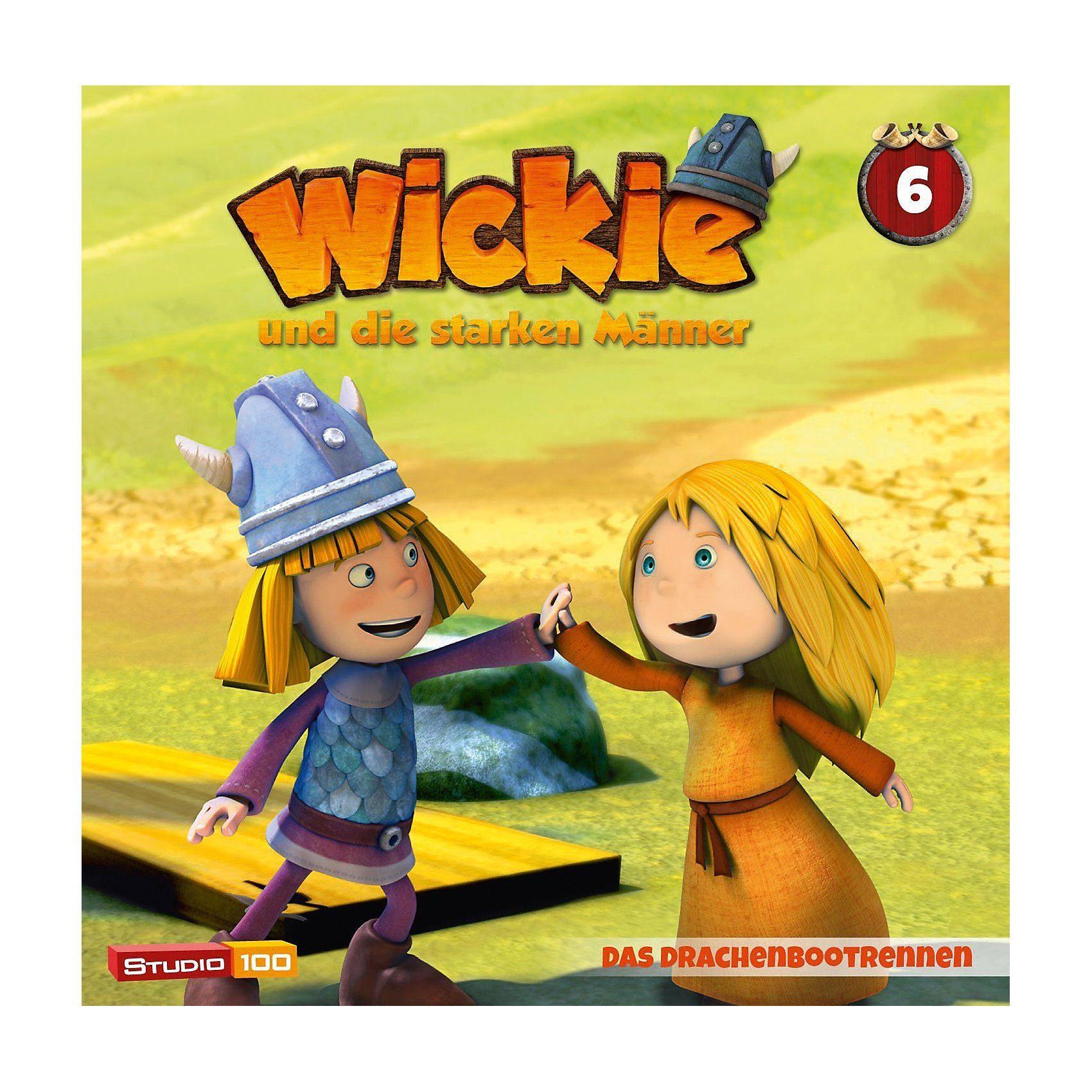 Universal CD Wickie 06 - Das Drachenbootrennen (Cgi)