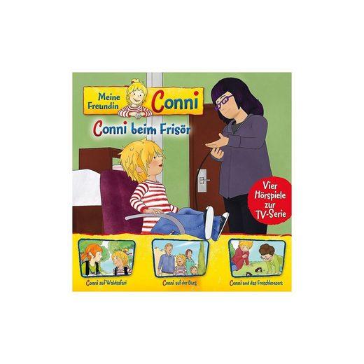 Universal CD Meine Freundin Conni 07 - Conni beim Frisör u.a.