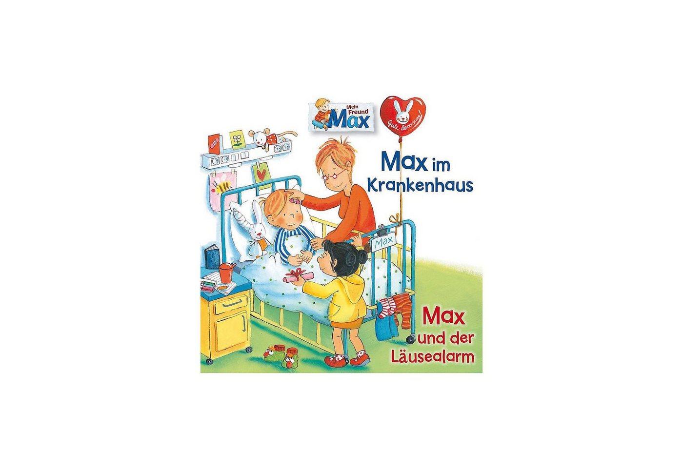 Universal CD Max 15 - Im Krankenhaus / Der Läusealarm