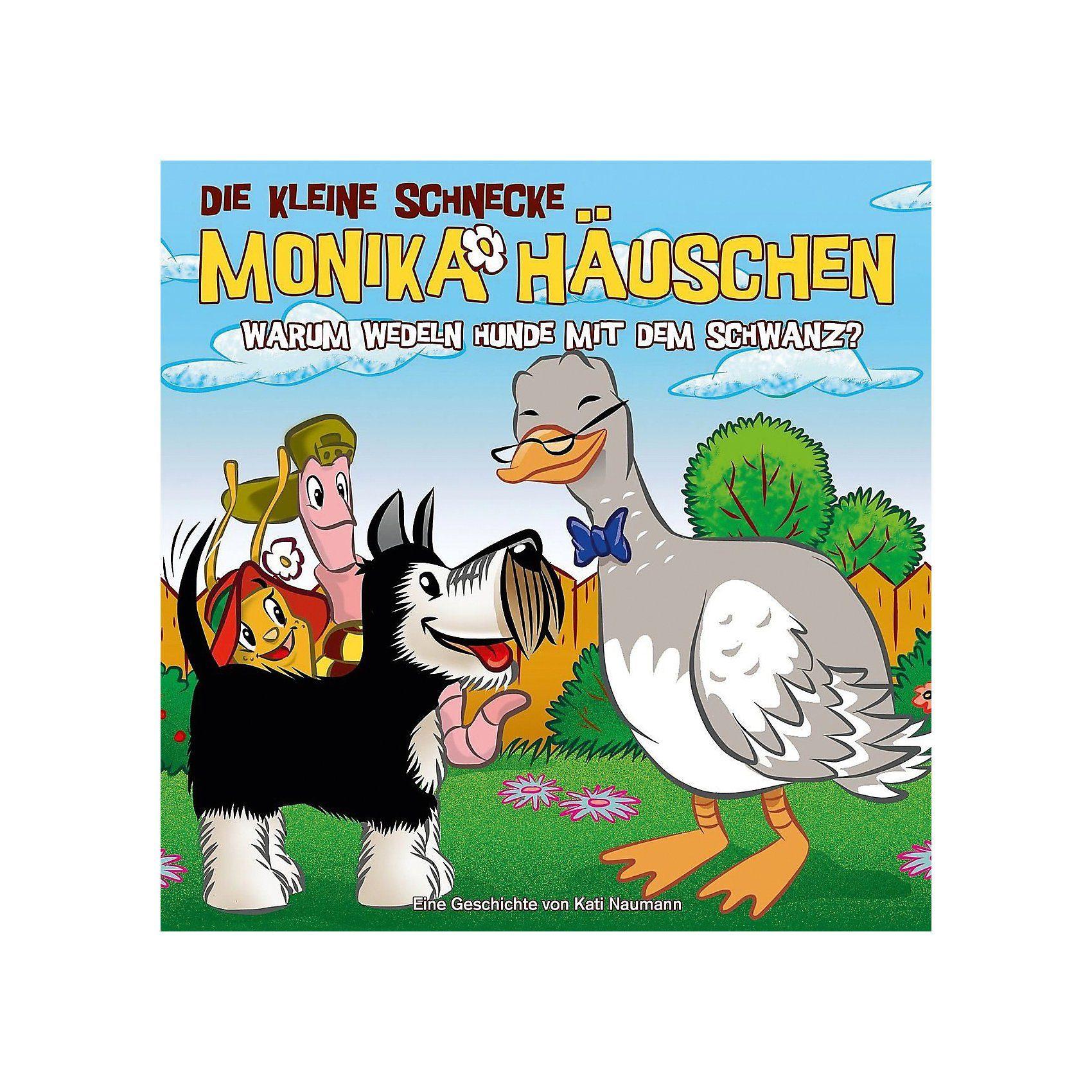 Universal CD Monika Häuschen 42 - Warum wedeln Hunde mit d.Schw