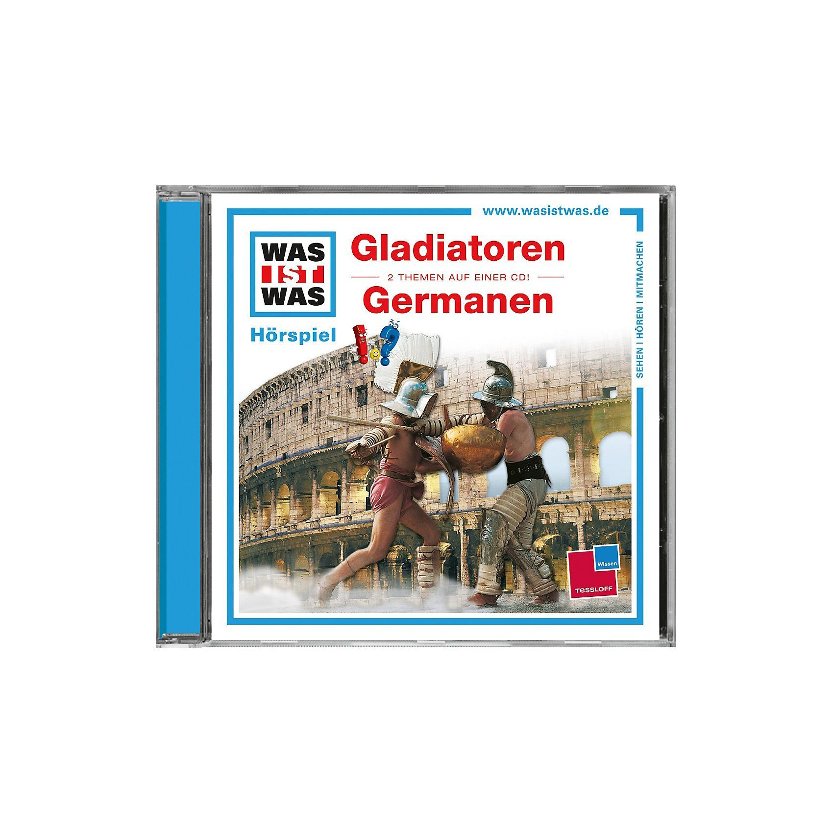 Universal Was ist Was 21 - Gladiatoren/Germanen